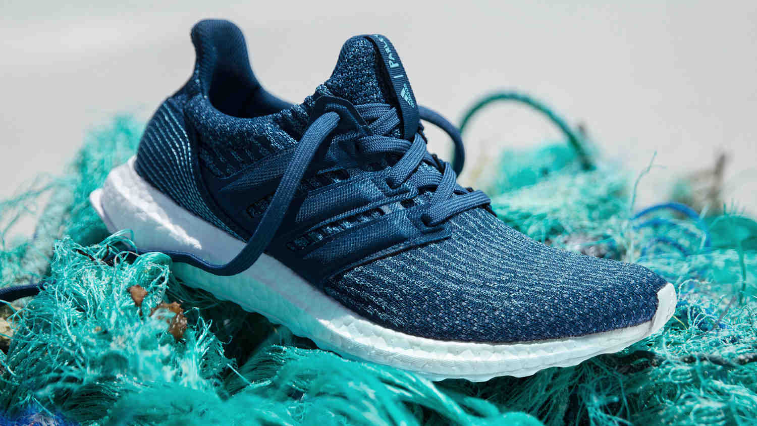 Adidas and Parley shoe