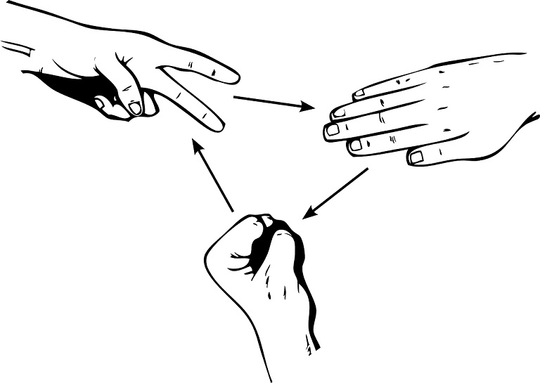 Science Says You Can Win at Rock-Paper-Scissors With This Strategy
