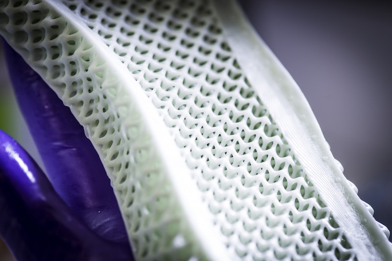Adidas Unveils the First-Ever 3D Printed Sneaker It Will Mass Produce