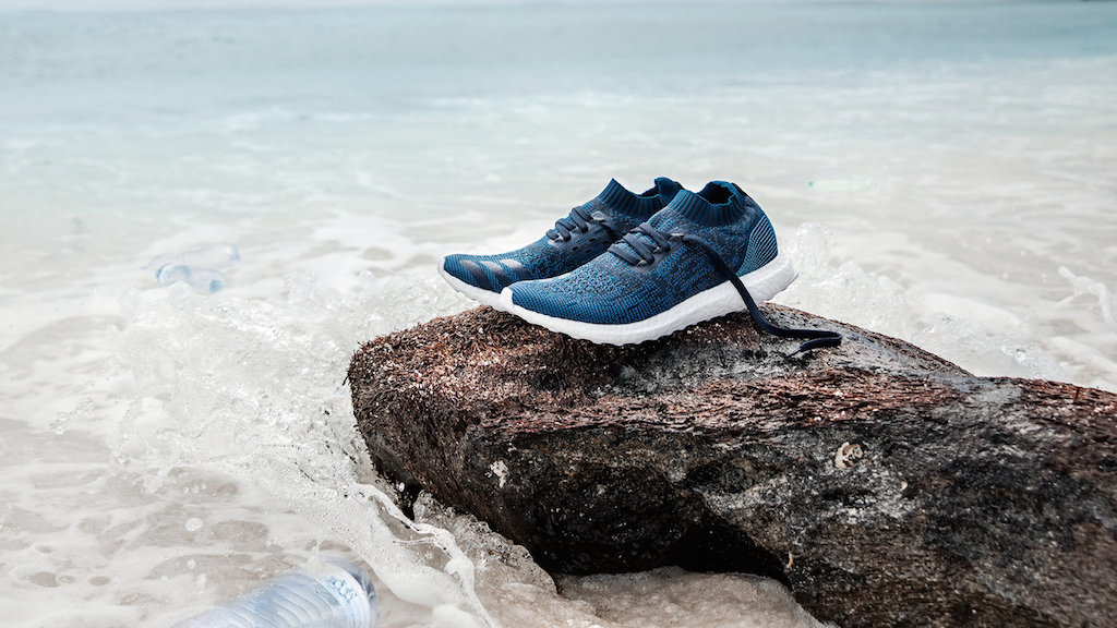 Adidas Turns Plastic Ocean Waste Into Awesome UltraBoost Trainers
