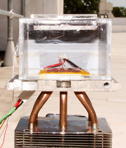 This Solar-Powered Device Pulls Drinking Water From the Driest Desert Air