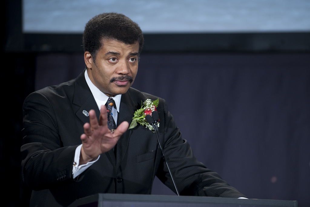 The Life and Times of Astrophysicist and TVStar Neil deGrasse Tyson