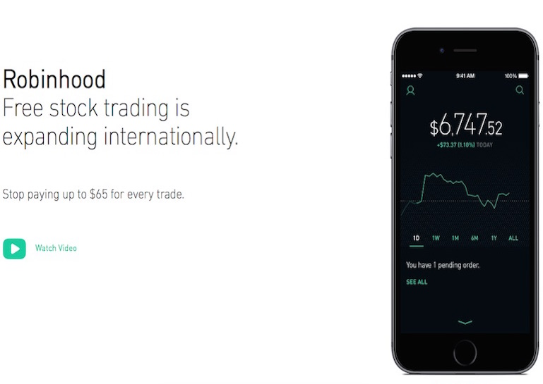 Technology Driven Trading App Lets Anyone Trade Stocks