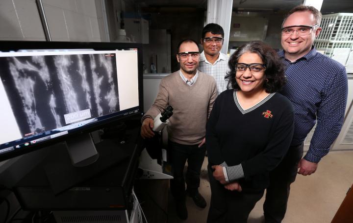 Super Material Graphene Could Be Key in Regenerating Nerve Cells