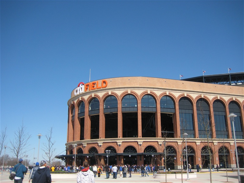 architectural failures Mets Citi Field