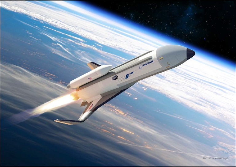 DARPA's latest space plane