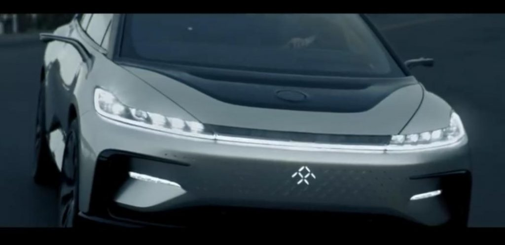 Faraday Future Releases New Teaser Video For Its Tesla Rival
