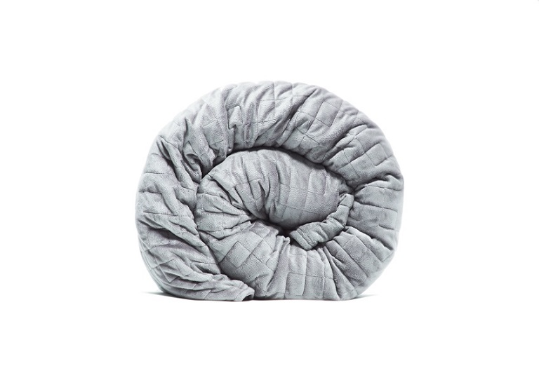Rolled up Gravity blanket
