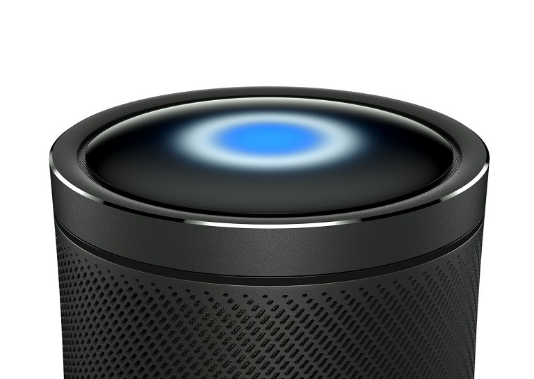 Harman Kardon's Invoke speaker detail