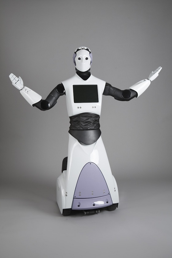 Humanoid robot called Reem