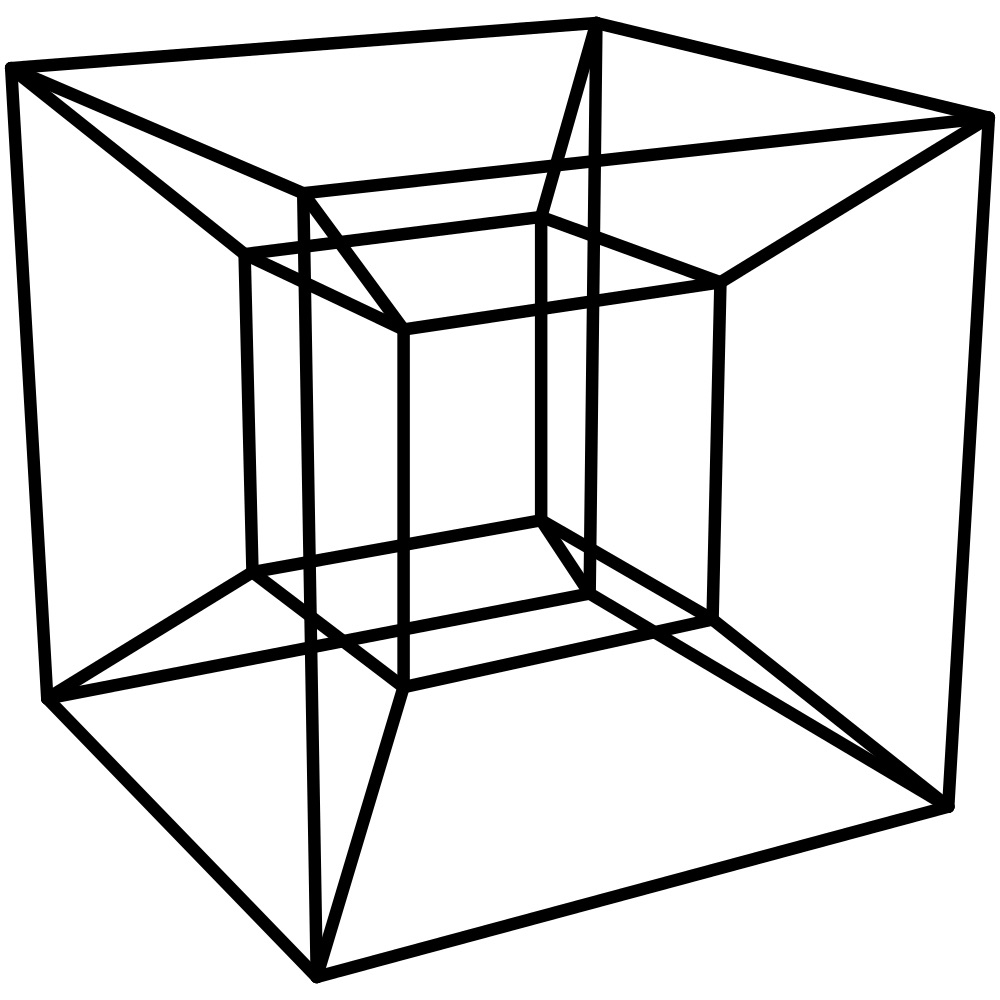 Understanding the Fourth Dimension From Our 3D Perspective