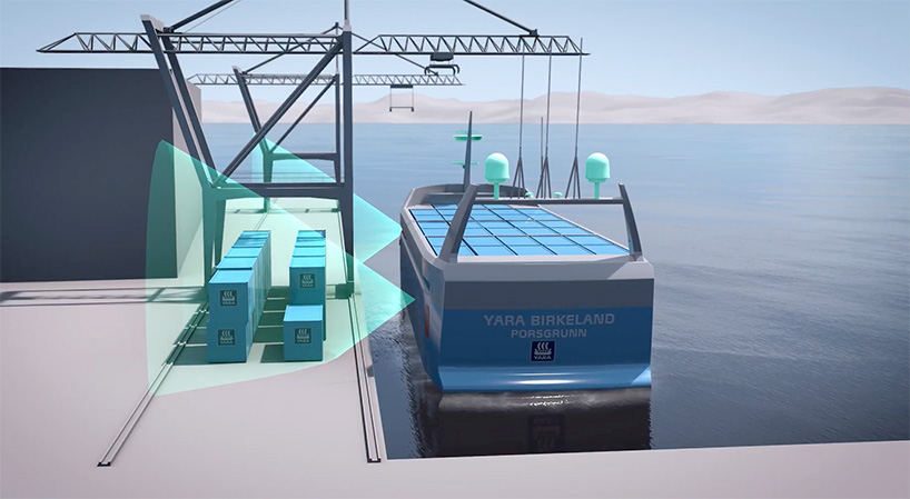 Check Out the World's First Fully Autonomous Zero-Emissions Ship