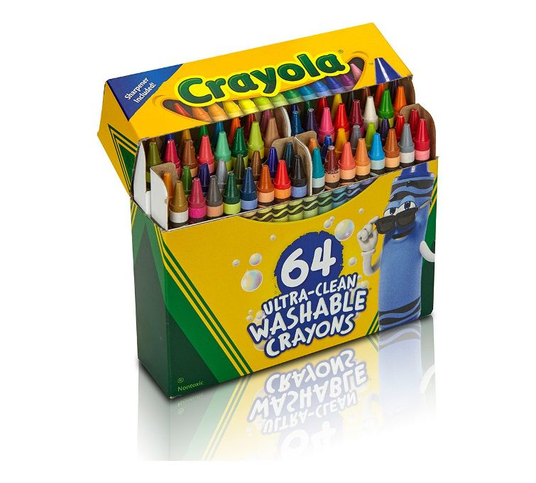 Blue Pigment Discovered by Scientists Inspires Crayola's New Crayon Color