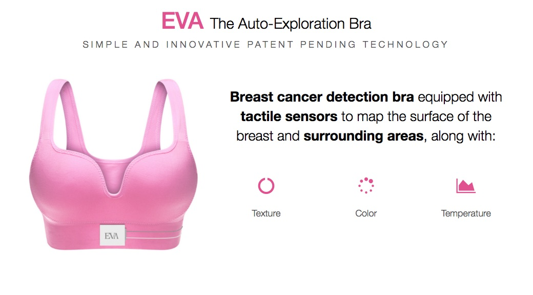 18-Year-Old Boy Designs a Bra That Can Detect Breast Cancer