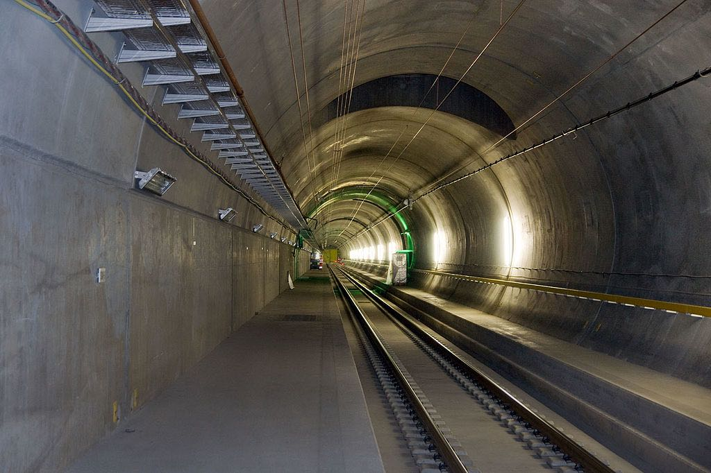 5 Most Challenging Tunnel Constructions Around the World