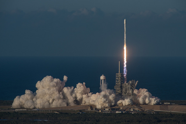 SpaceX Loses a Falcon 9 Rocket for the Sake of a Massive Satellite