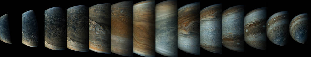 NASA's Juno Spacecraft Reveals Unexpected Findings About Jupiter