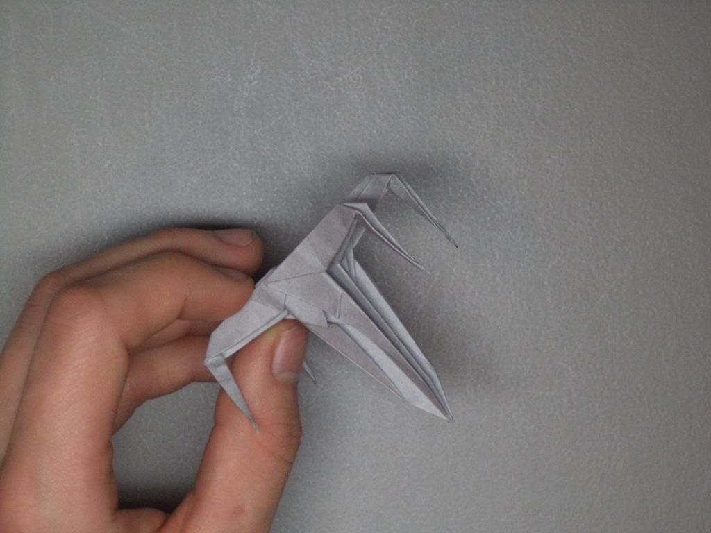 star wars origami tutorial