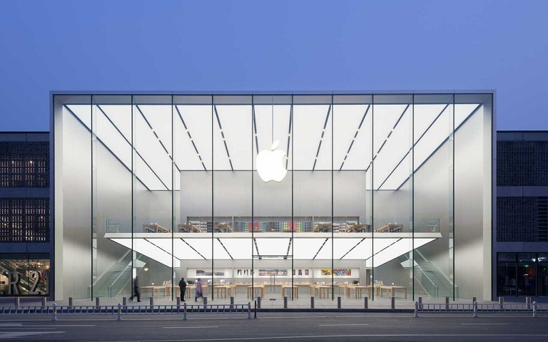 Apple store in Westlake, China