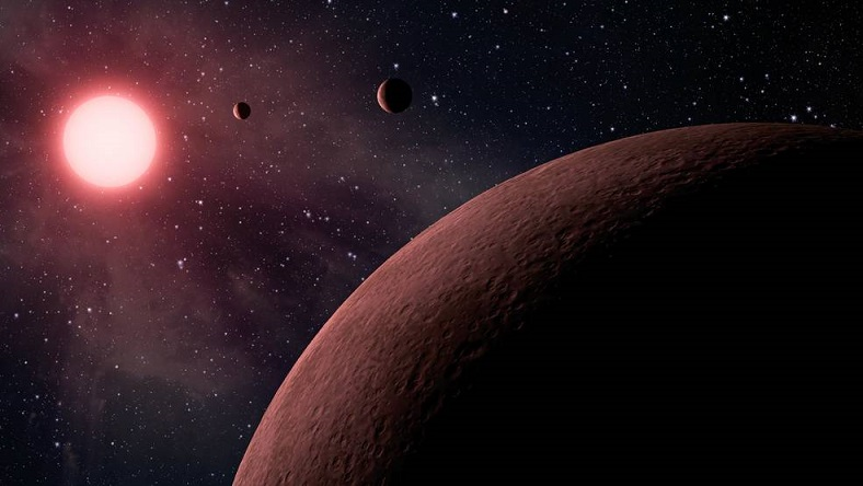 NASA Kepler space telescope's new 219 planet candidates