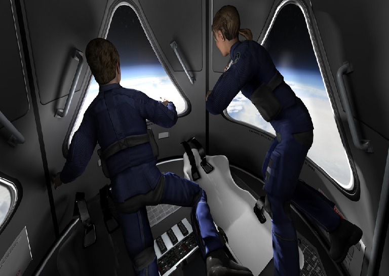 Space Adventures offering suborbital space travel experience