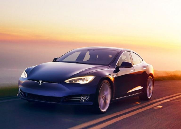 Tesla Model S hypermiling