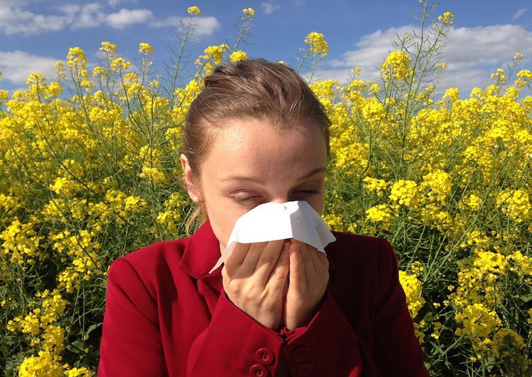 A One-Time Treatment Could Provide Life-Long Protection from Allergies
