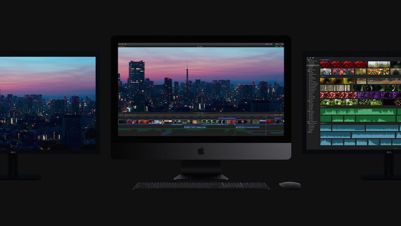 Apple's New Insanely Powerful $5000 iMac Pro Arrives in December
