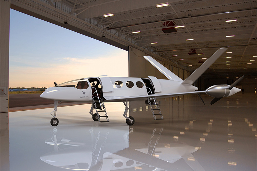 Eviation Debuts All-Electric Aircraft That Can Go 965 Km on a Single Charge