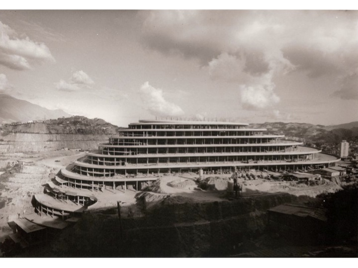 El Helicoide: A Drive-In Shopping Mall That Turned Into A Prison