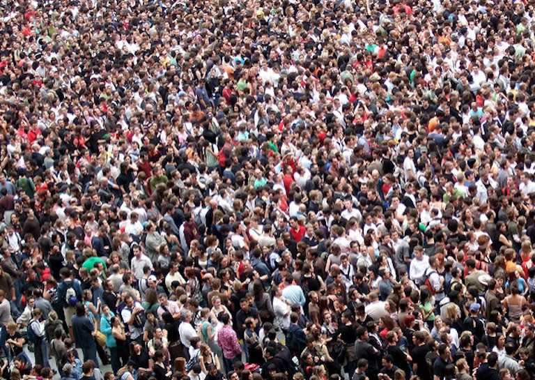 UN Report Says World Population Will Rise to 9.8 Billion by 2050