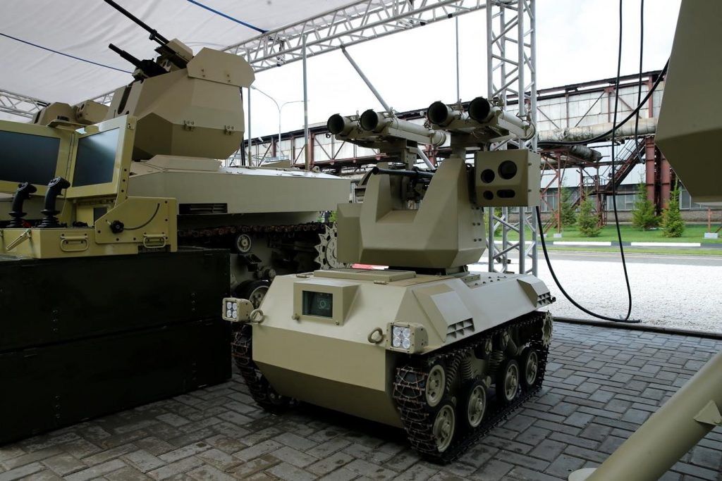 Russian Arms Manufacturer Kalashnikov Develops Fully-Automated Killer Robots