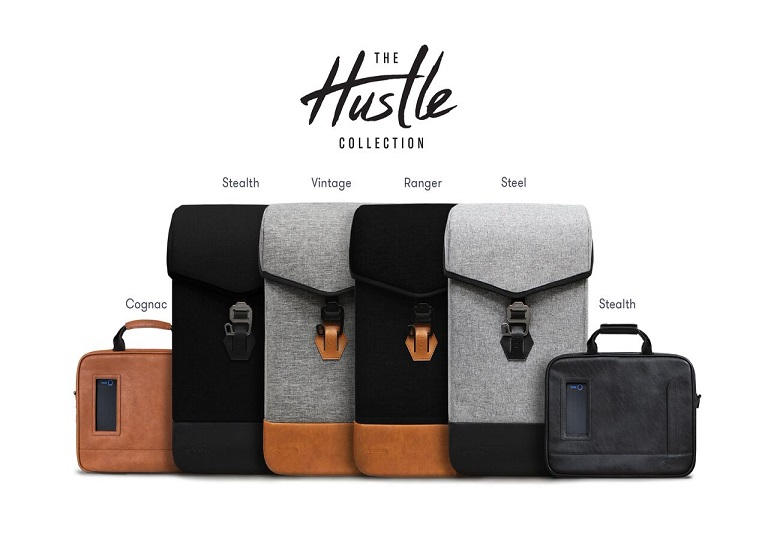 Lifepack Hustle Collection by Solgaard Design