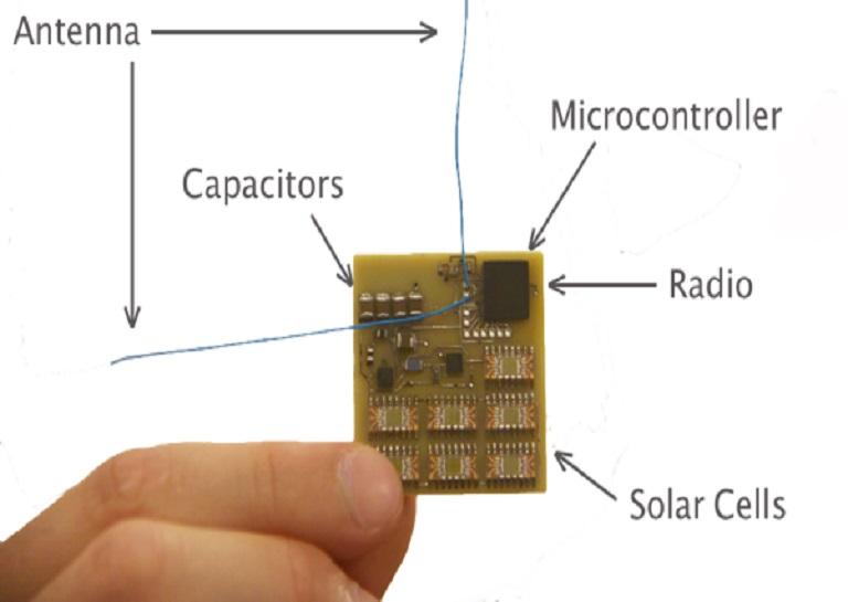 Breakthrough Starshot Sprite chip