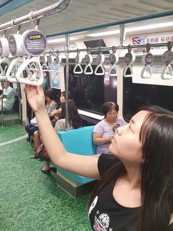 Taipei Universiade immersive train journey