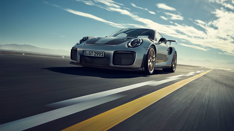 Porsche's New 700 Horsepower GT2 RS Is the Most Powerful 911 Ever