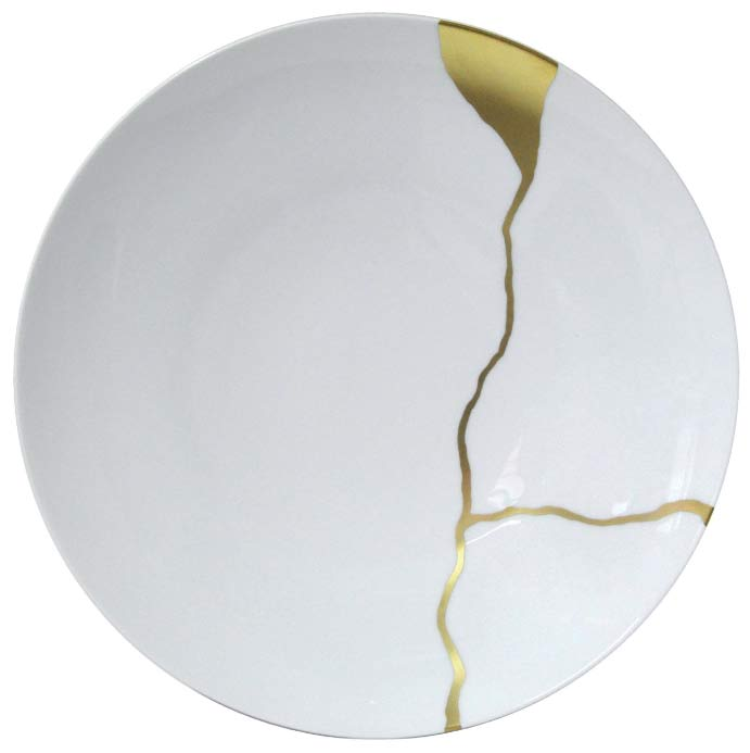 gold paint non kintsugi