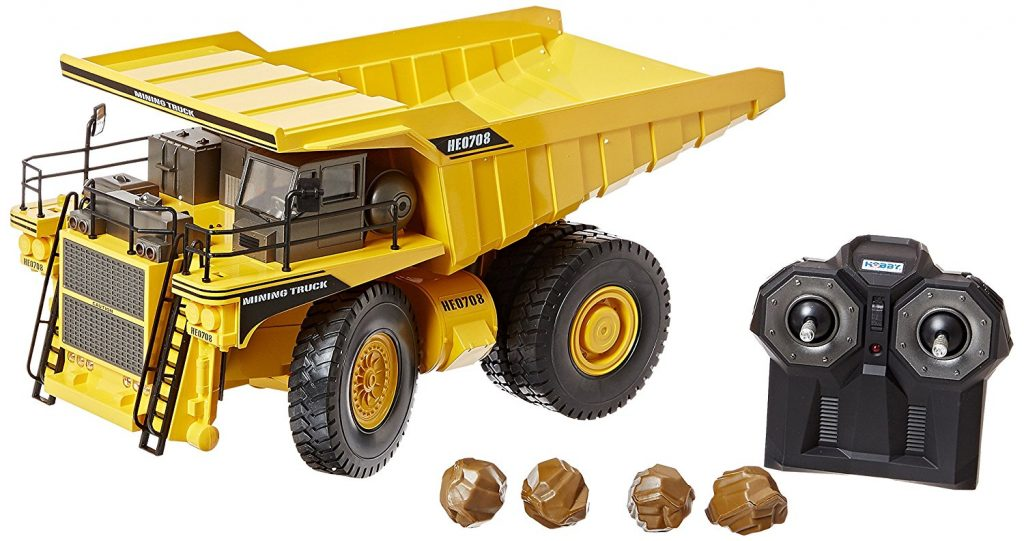 Your Inner Child Deserves These 8 Awesome RC Replica Industrial Vehicles