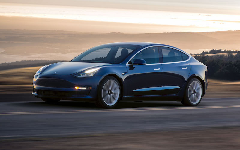 Tesla Says It Is Getting More Than 1,800 Orders a Day for New Model 3