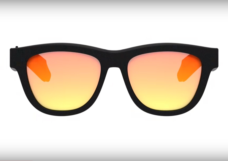 These Cool Sunglasses Can Vibrate Music Through Your Skull
