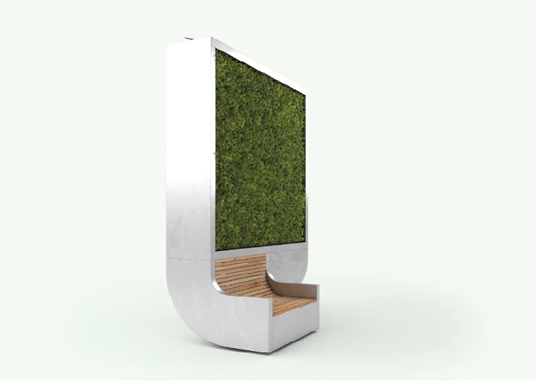 CityTree freestanding unit