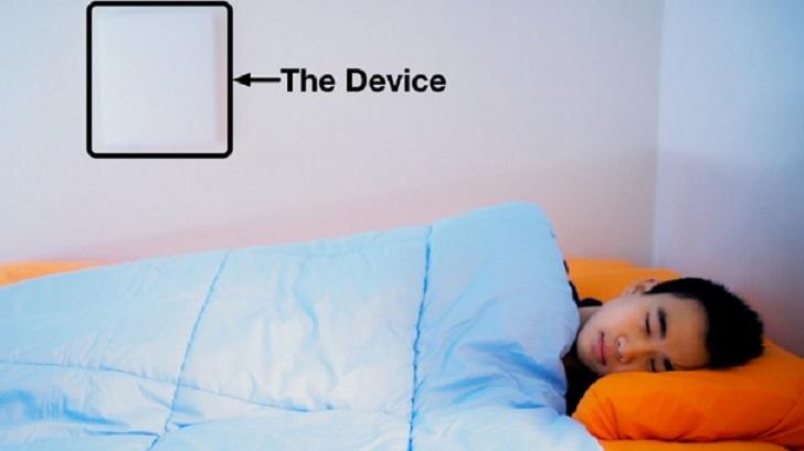 Sleep monitoring device MIT