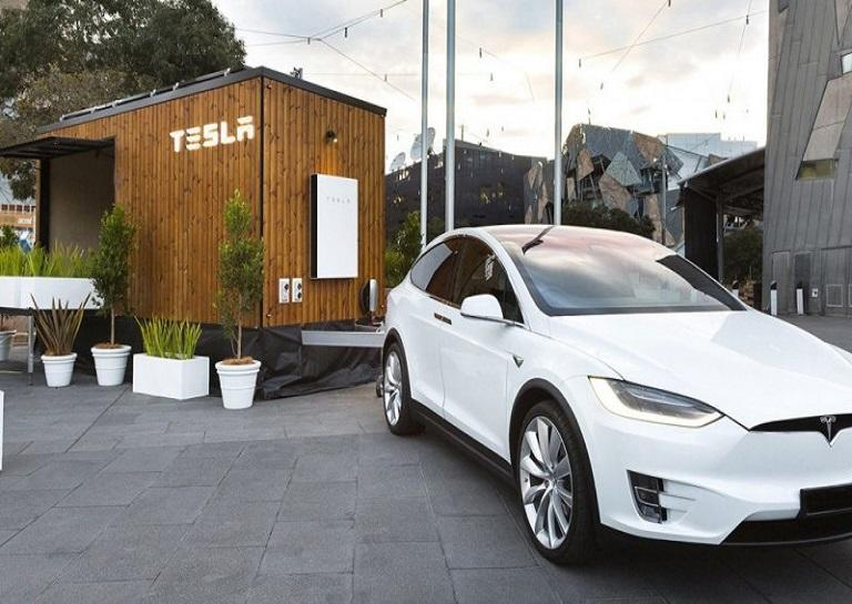 Tesla's Tiny House