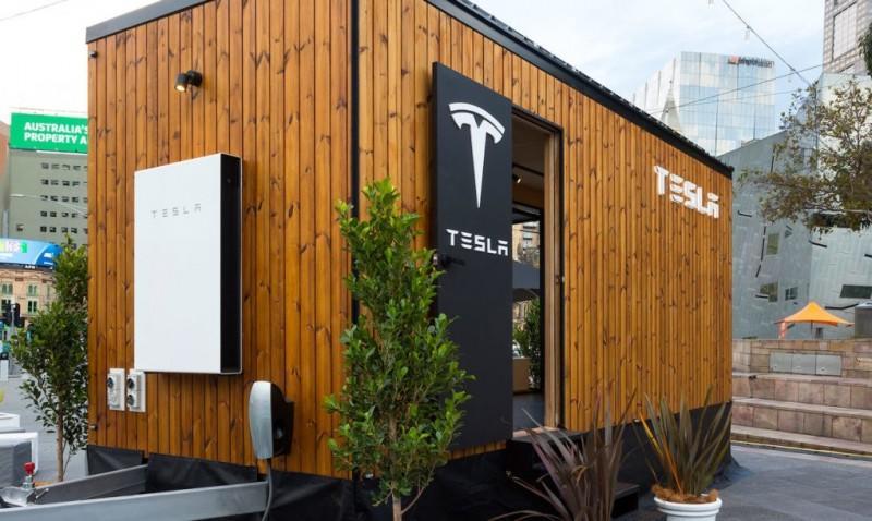 Tesla's Tiny House