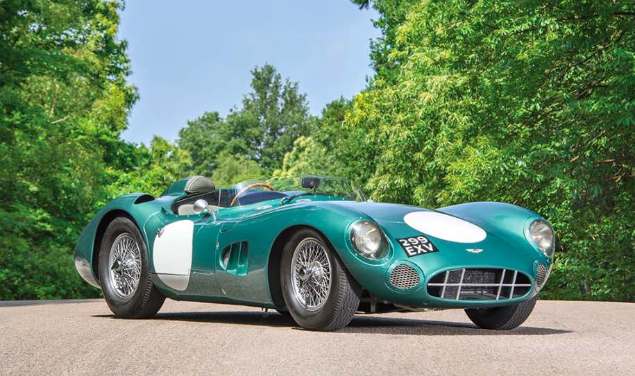 'Most Important Aston Martin Ever Built' Sells for $22.5 Million at Auction