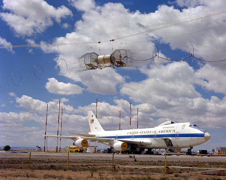 Uncovering the Secrets of America's 'Doomsday Plane'