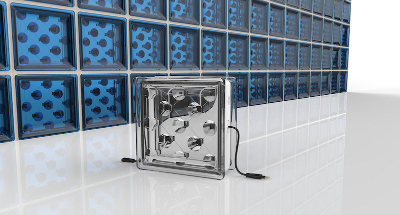 These Glass Solar Bricks Could Power an Entire Skyscraper by 2018