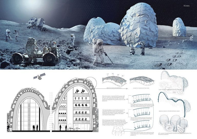 8 Interesting Moon Base Proposals Every Space Enthusiast Should See