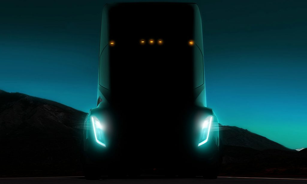 Tesla's Upcoming Electric Semi-Truck Might Not Need a Driver