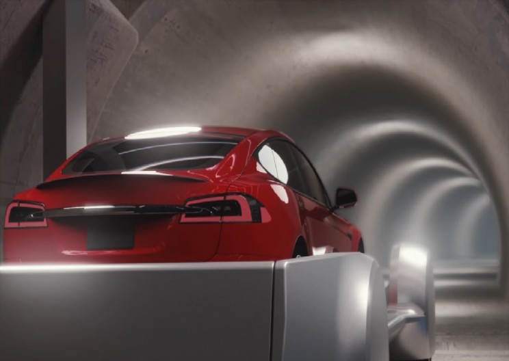 Elon Musk Just Released a Futuristic Concept Video of His 'Boring' Tunnel